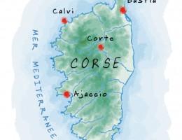 Art Presse-Terre Sauvage-Corse